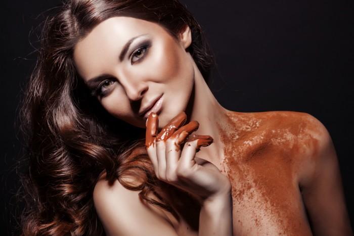 шоколадусиливает сексуальное влечение