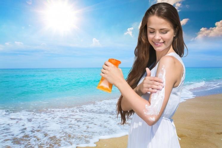 Как правильно пользоваться средствами от солнца