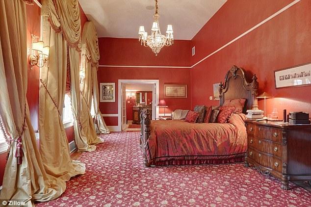 Дом Бейонсе в испанском стиле, Новый Орлеан, США 2