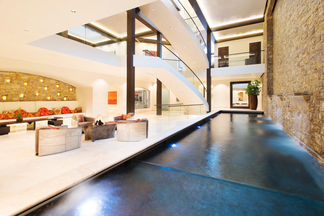 Дом Рианны в Лос-Анджелесе, Калифорния, США