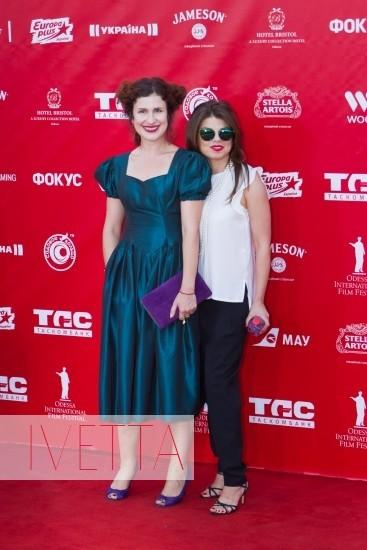 Гости Одесского кинофестиваля 2015 10