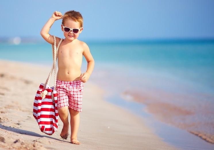 Фото солнечный удар ребенка