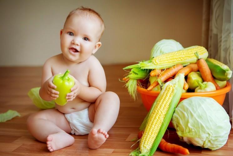 11 суперполезных продуктов для детского питания