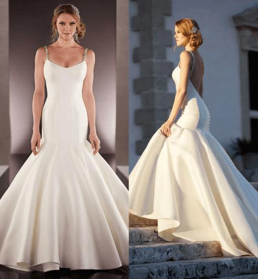 Свадебное платье мартина