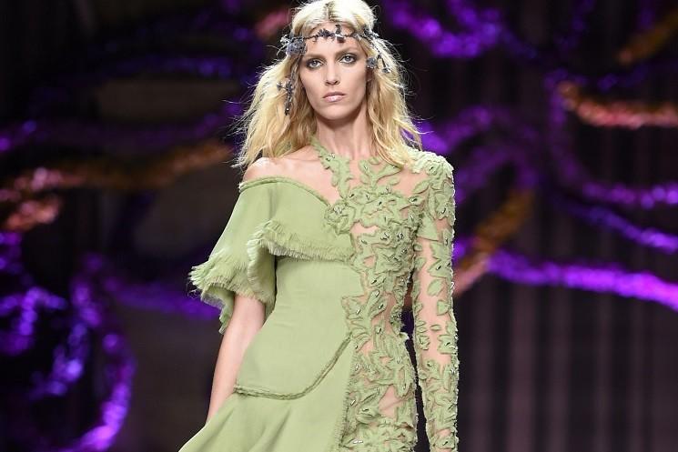 Неделя моды в Париже: осень 2015