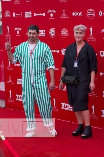 Гости Одесского кинофестиваля 2015