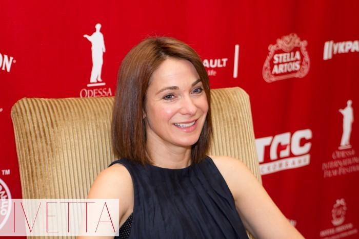 Британская актриса Ниа Робертс