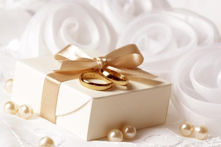 5 популярных подарков на свадьбу