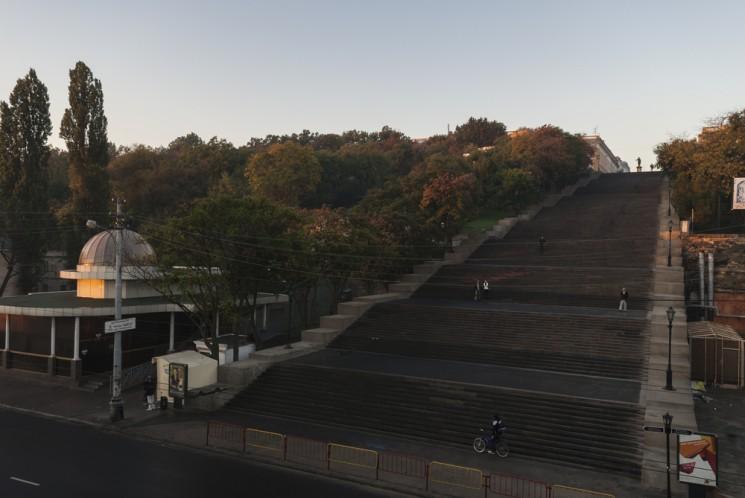 Одесса: Потемкинская лестница