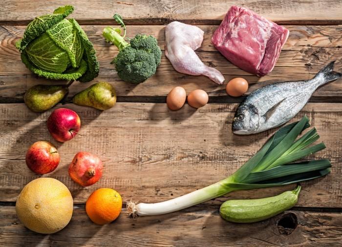 Белковые продукты с каждым приемом пищи