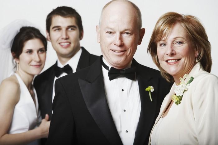 Родители жениха едут к родителям невесты знакомиться