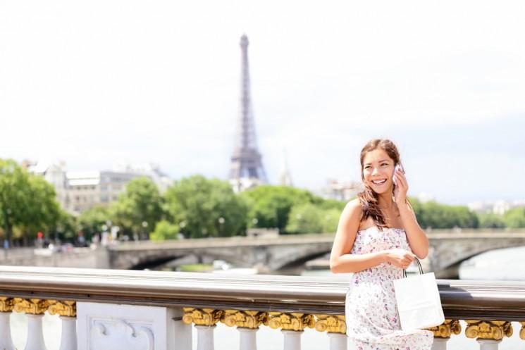 В Париже стартуют летние распродажи 2015