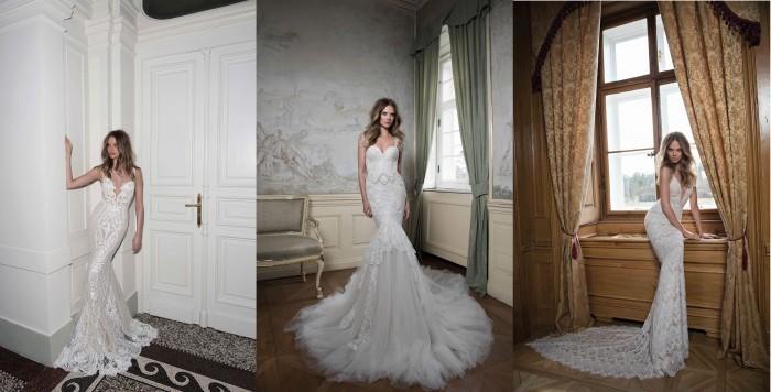 свадебное платье Berta Bridal