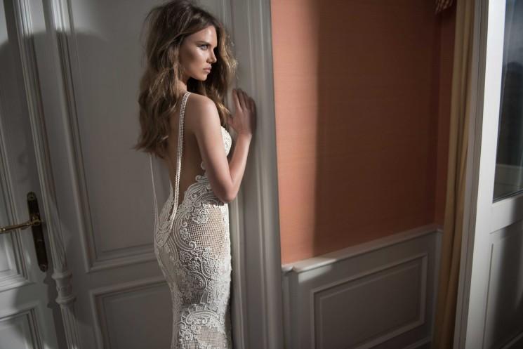 Сексуальная русалка: лучшее свадебное платье по версии Ivetta