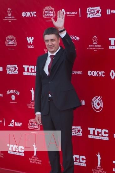 вице-премьер по гуманитарным вопросам и министр культуры Украины Вячеслав Кириленко
