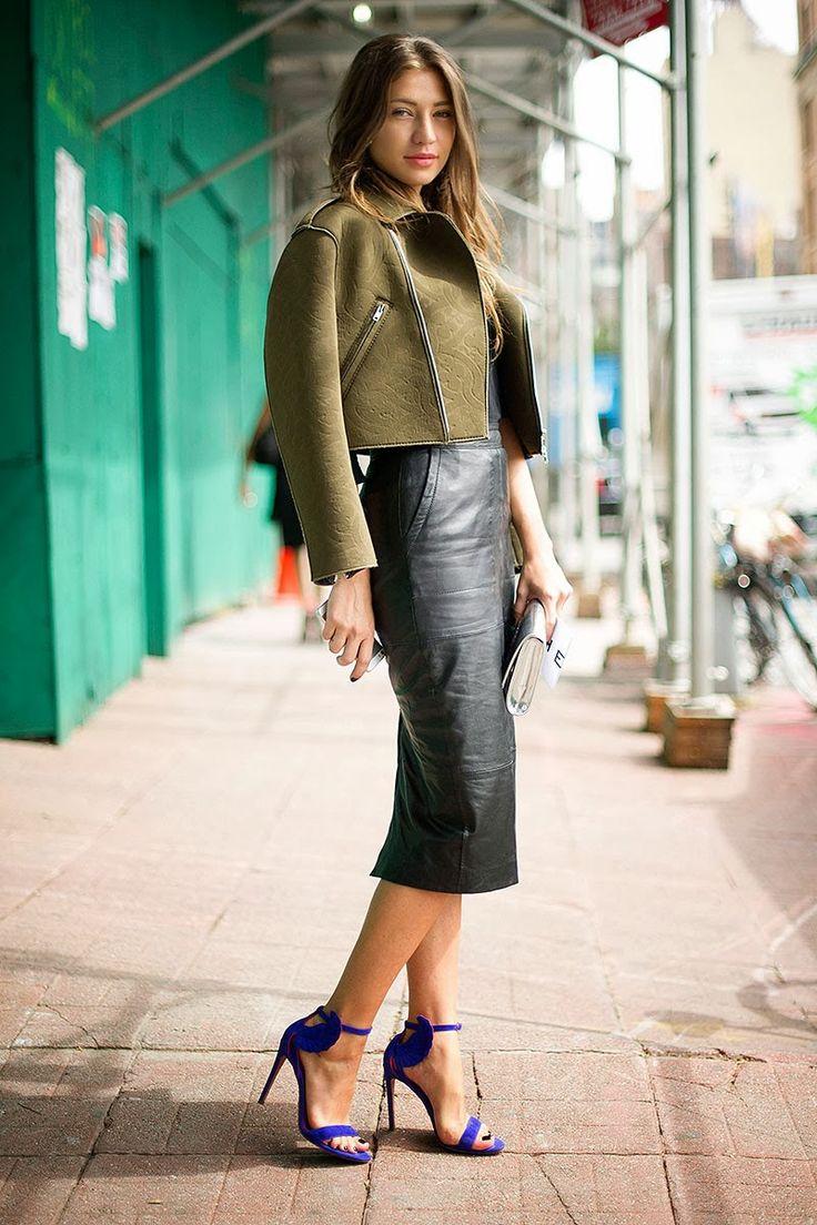 Способ сделать ноги визуально длиннее - носить одежду с высокой талией 2