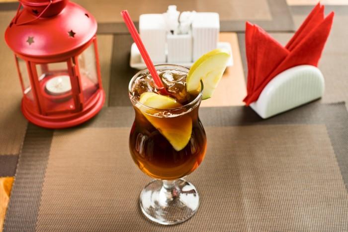 Напитки из яблочного сока