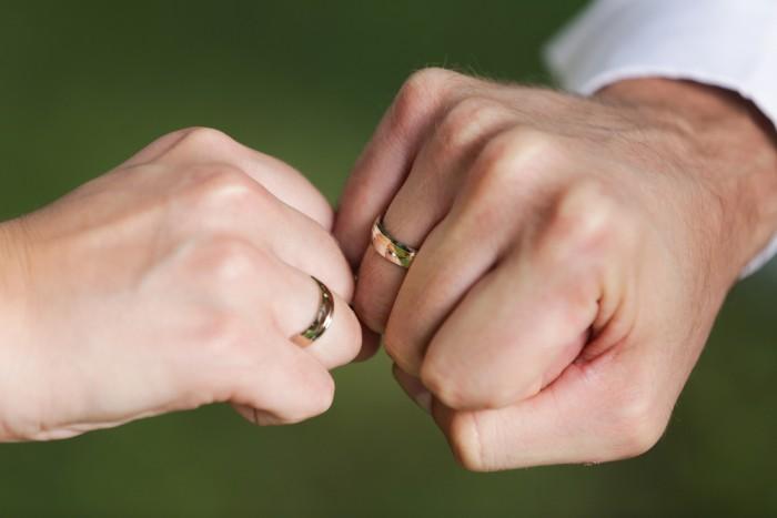 Свадьбы четвертого десятилетия