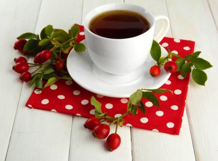 Кофе с шиповником