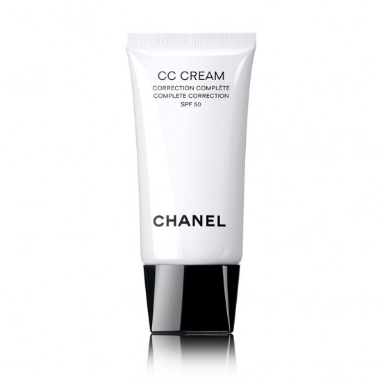 Chanel CC Cream Complete Correction SPF