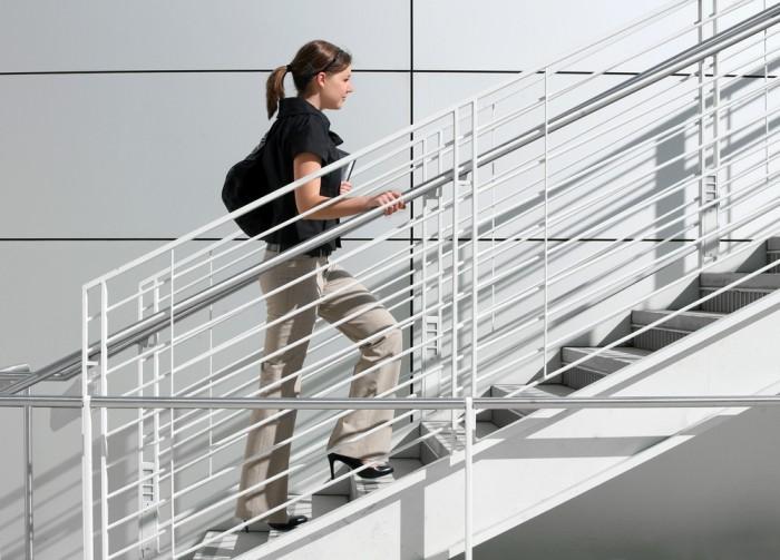 Жизнь без лифта и эскалатора