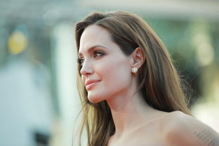Анджелина Джоли везет сына Мэддокса на историческую родину