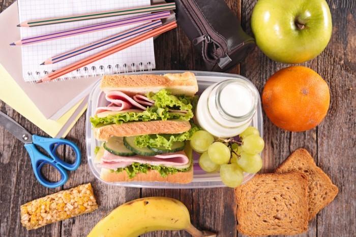 Еда для школьника