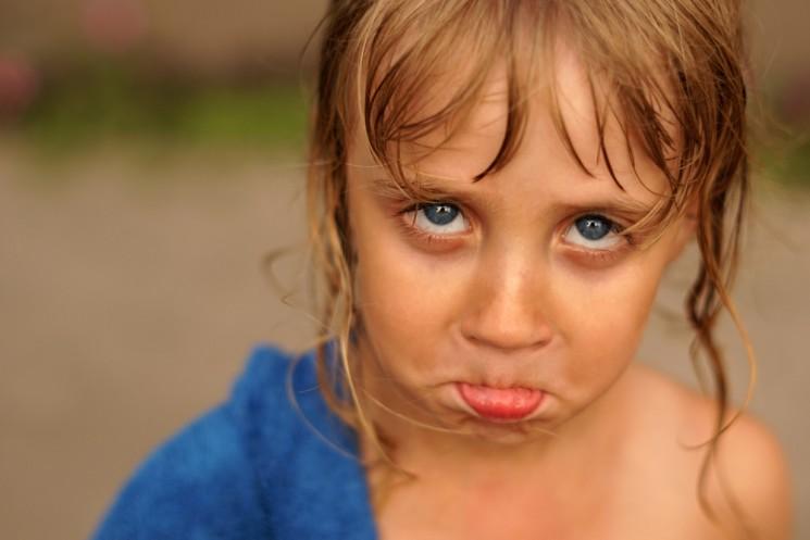Детские истерики - как противостоять детским капризам