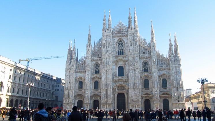кафедральный Миланский собор