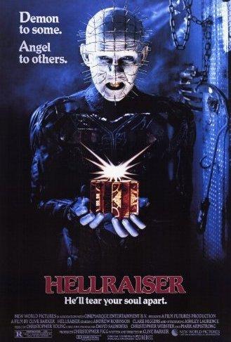 фильм ужасов «Восставший из ада»