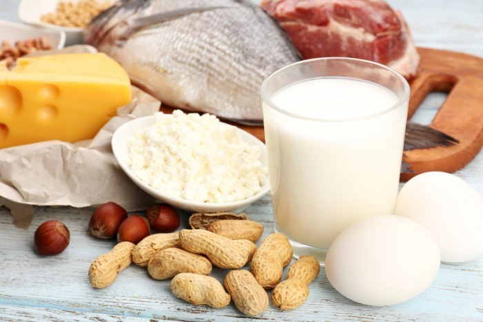 Натуральный протеин