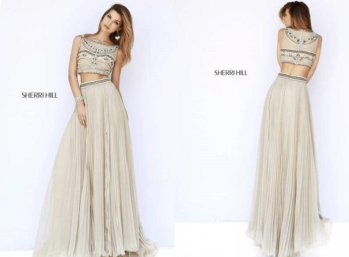 Американский бренд Шери Хилл - свадебное платье