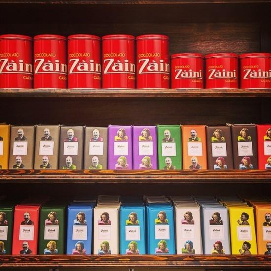 магазин Zaini, Милан
