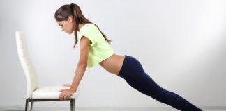 7 физических упражнений, которые можно выполнять где угодно