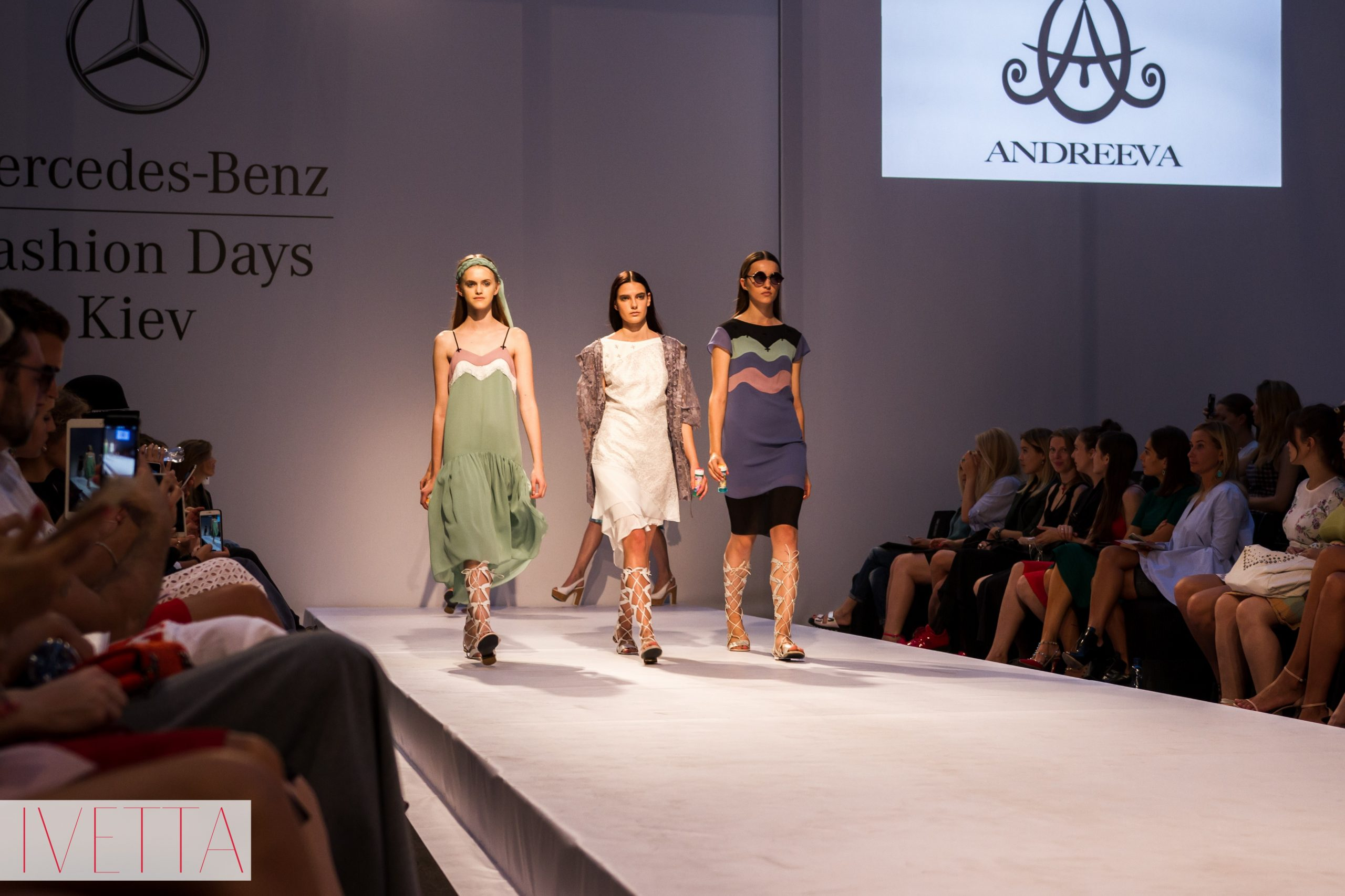 Коллекция Andreeva на Mercedes-Benz Kiev Fashion Days 2015 22