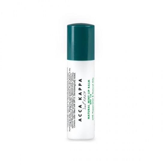 Бальзам для губ Acca Kappa Mint Lip Balm Spf 15 Natural Care