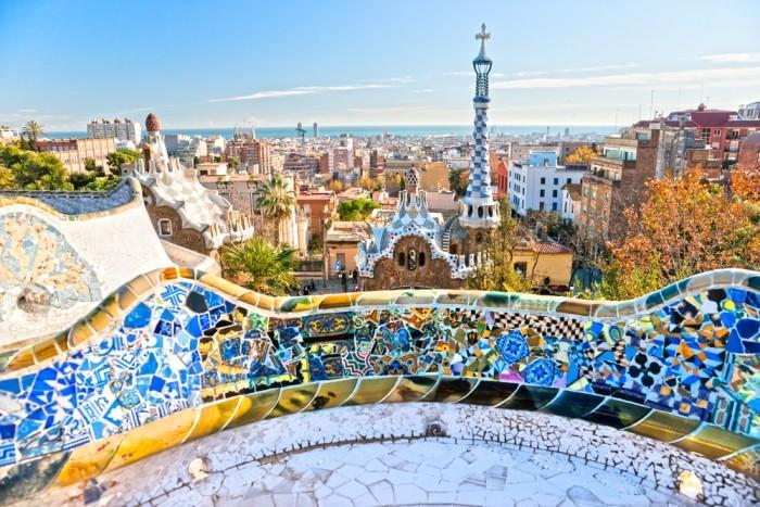 Барселона: город и впечатления для двоих