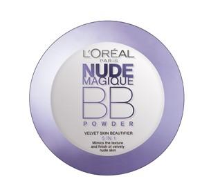 Компактная ВВ-пудра 5 в 1 L'Оreal Nude Magique