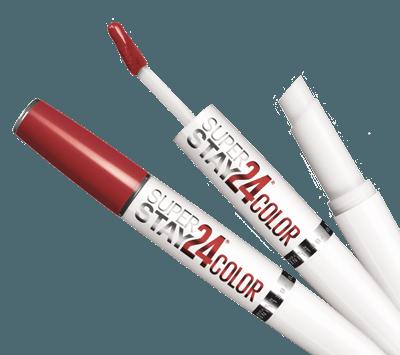 Блеск для губ Maybelline Superstay 24® 2 Step Lipcolor Inkeep It Red