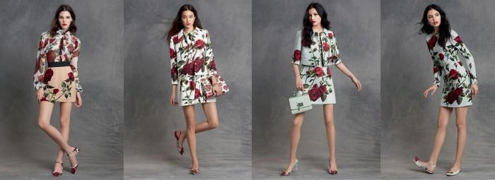 образы для офиса Dolce&Gabbana