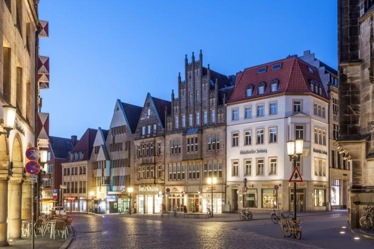 Средневековая Германия - городки Ксантен и Хаттинген
