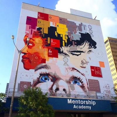 Граффити Батон-Руж (США)