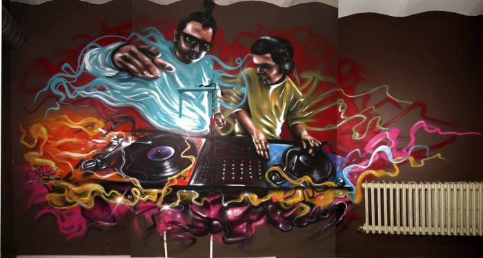 Граффити Стамбул (Турция)