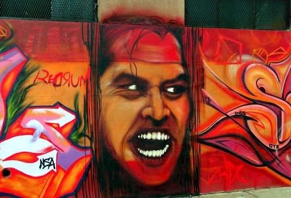 граффити Нью-Йорк