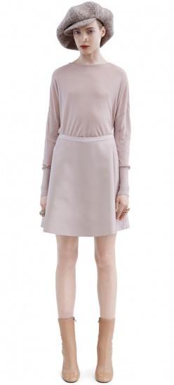 Трапециевидная юбка
