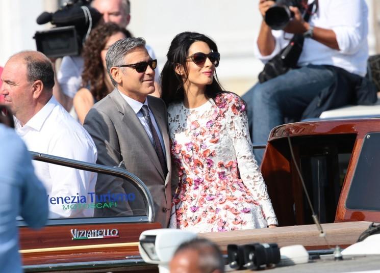 Джорджа Клуни