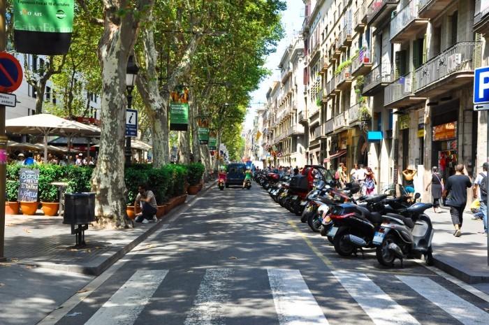 Бульвар Ла-Рамбла