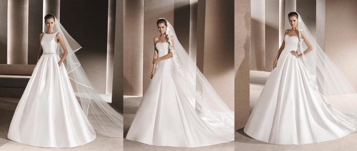Утонченная страстьLa Sposa - свадебное платье