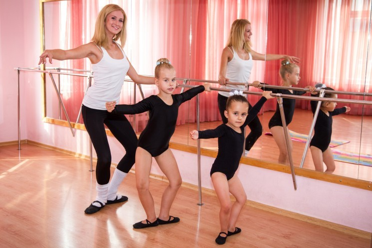 Девушки-преподаватели