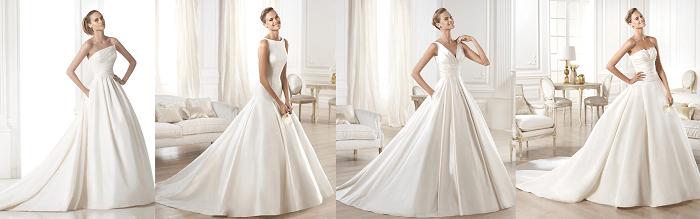 Многогранность Pronovias - свадебное платье